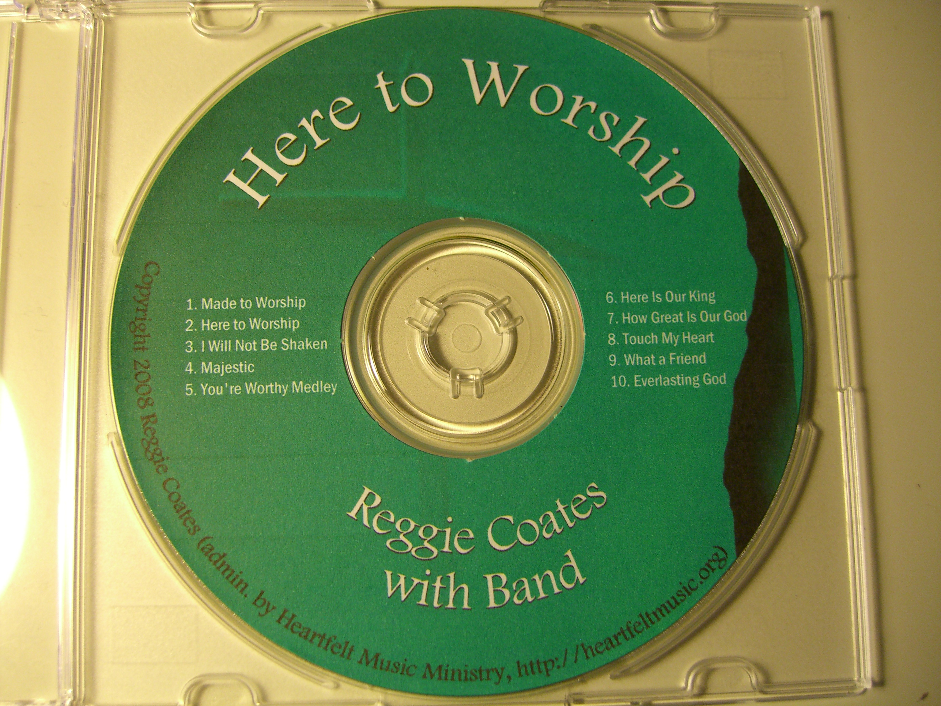 Heartfelt Music And Ministry 187 Products