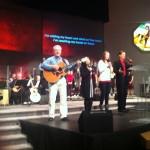 worship leading