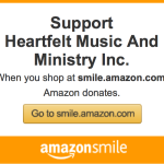 Smile.Amazon.com supports Heartfelt Music